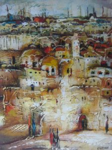 JERUSALEM BY S.GENDELMAN