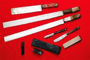 Shochet Knife Set | Joy Schonberg Gallery