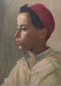 THE BOY BY LAZAR KRESTIN