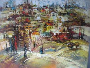 JERUSALEM BY S. GENDELMAN