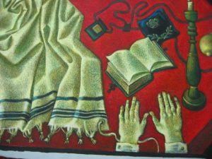 JEWISH SYMBOLS BY JANET& EMMANUEL SNITKOVSKY