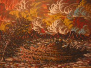 LE DELUGE (THE FLOOD - titled in French) BY GABRIEL COHEN