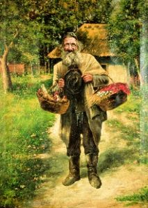 THE POLISH FARMER BY G. VERDIK