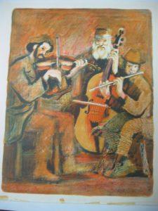 Musicians by Stern