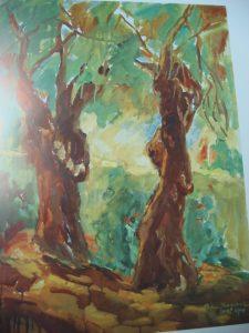 Trees by Rika Schwimer